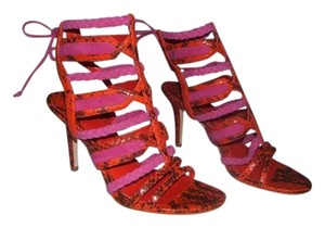Brian Atwood Pink Sandals