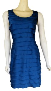 Gianni Bini Silky Tiered Dress
