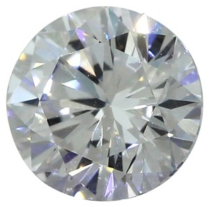 Earth 1.07ct GIA Certified H VVS2 Round Brilliant Cut Loose Diamond for Engagement Ring