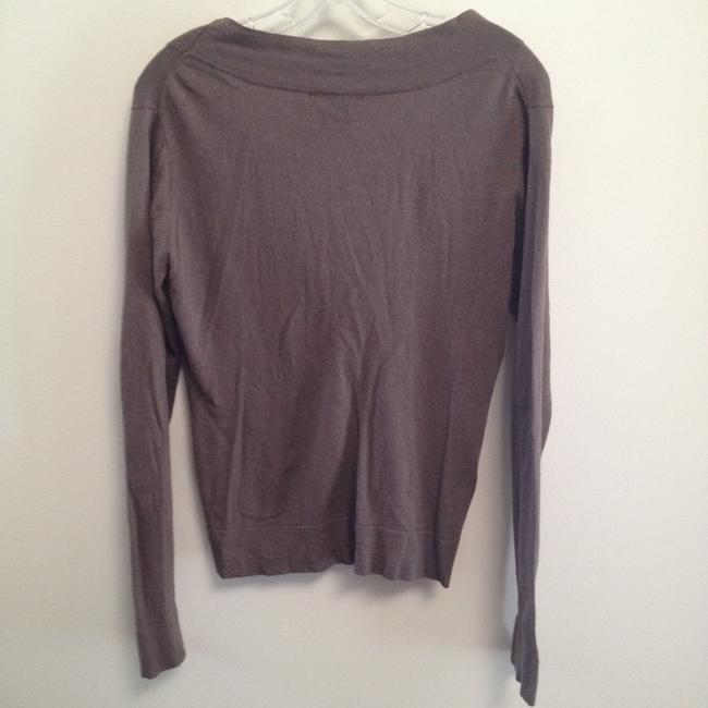 Gold Hawk Silk Cashmere Sweater