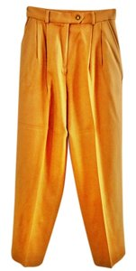 Smooth Premier Wool Lined Trouser Pants camel
