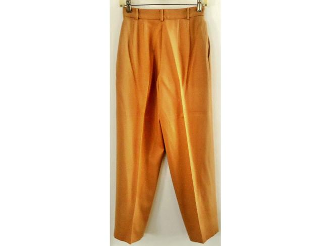 Smooth Premier Wool Lined Trouser Pants camel Image 1