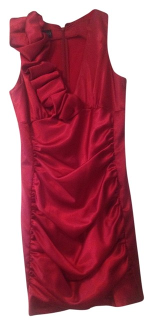 Preload https://item4.tradesy.com/images/jessica-mcclintock-dress-red-3277648-0-0.jpg?width=400&height=650