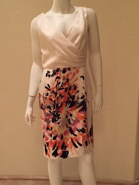 Clues Collection short dress Floral Floral Print Multi-color on Tradesy Image 2