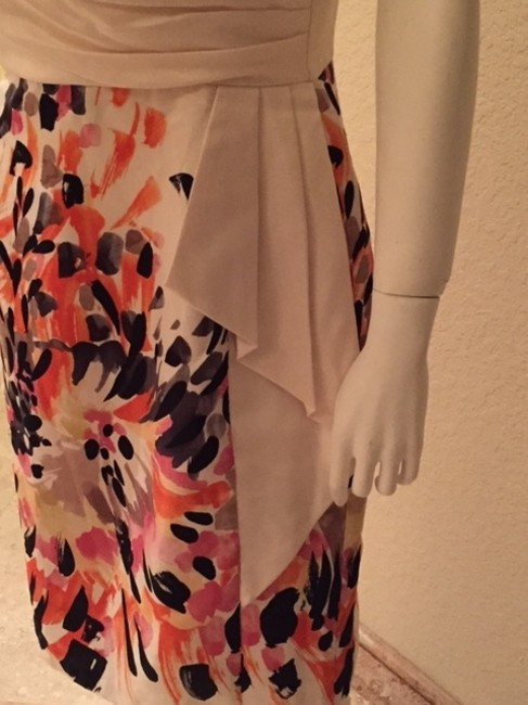 Clues Collection short dress Floral Floral Print Multi-color on Tradesy Image 3