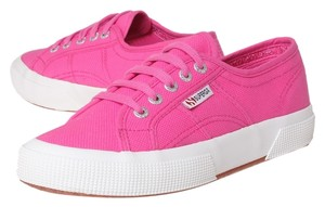 Superga hot pink Athletic