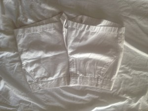 J.Crew Dress Shorts White