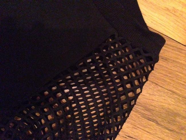 Nasty Gal short dress Black on Tradesy