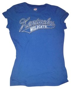 UK Soffe College T Shirt blue