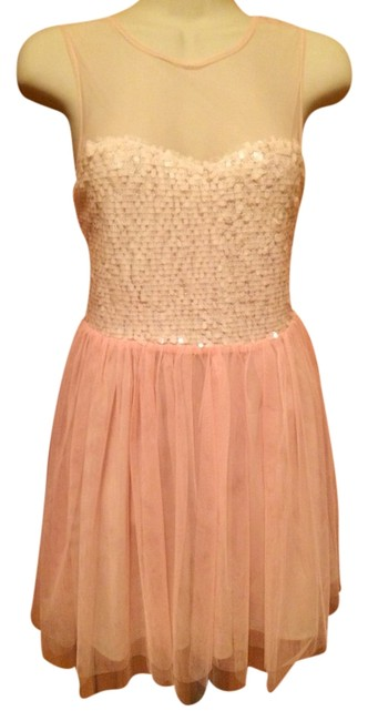 Preload https://item4.tradesy.com/images/pins-and-needles-dress-light-pink-3280333-0-0.jpg?width=400&height=650
