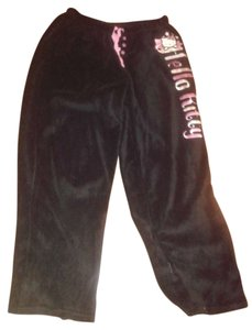 Hello Kitty Pajamas Athletic Pants black