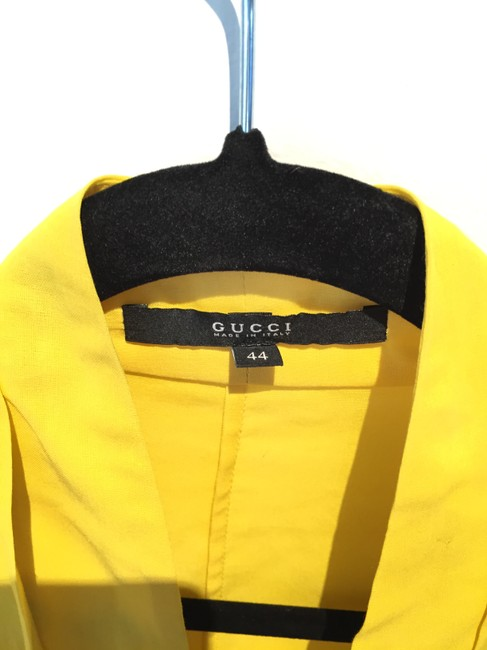 Gucci Top Yellow
