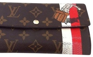 Louis Vuitton Louis Vuitton Groom Bellboy Sarah Wallet 165394