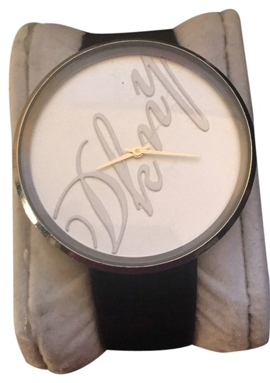 DKNY DKNY Watch w/Leather Strap