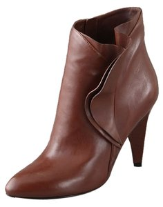 Marc by Marc Jacobs Ruffle Cognac Boots