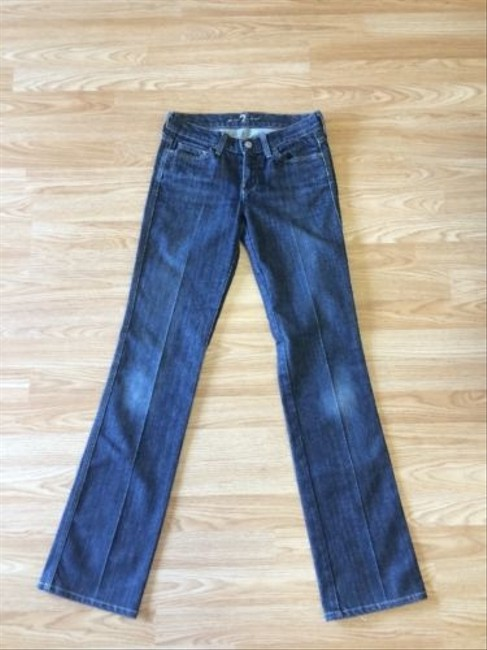 7 For All Mankind Seven Straight Leg Jeans