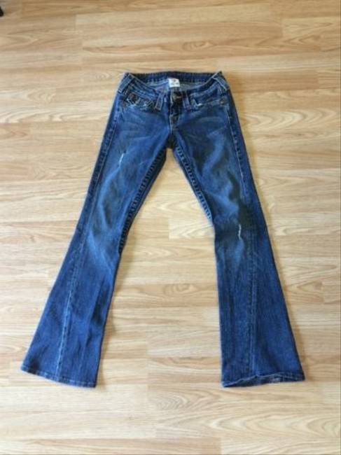 True Religion Joey Boot Cut Jeans