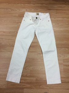 Dylan George White Skinny Jeans