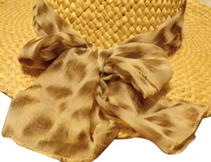 Liz Claiborne Liz Claiborne Summer Sun with Animal Print Scarf