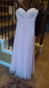 Alfred Angelo Light Pink Dress
