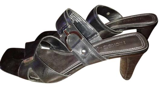 Nickels black Sandals