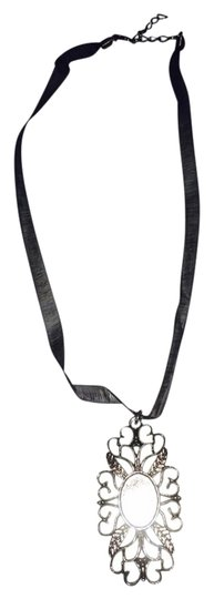 Preload https://item5.tradesy.com/images/silverblack-add-a-pictureportrait-necklace-3285094-0-0.jpg?width=440&height=440