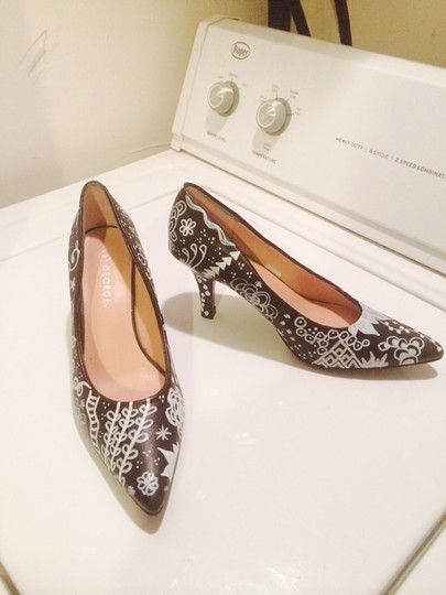 Other Black/white Pumps