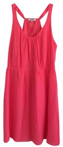 Madewell short dress Coral Pink on Tradesy