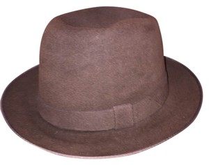 a354715c0c70f Stetson 835) NWT auth STETSON size SMALL 7 brown FUR FELT hat CHARGER  retail  229
