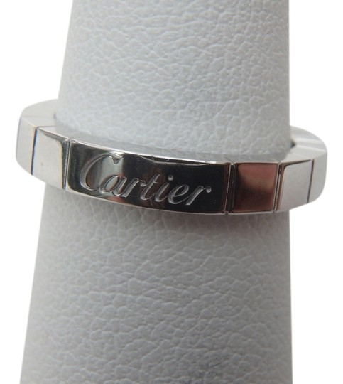 Preload https://item5.tradesy.com/images/cartier-white-gold-excellent-lanieres-18k-us5-or-eu-49-ring-3285949-0-2.jpg?width=440&height=440