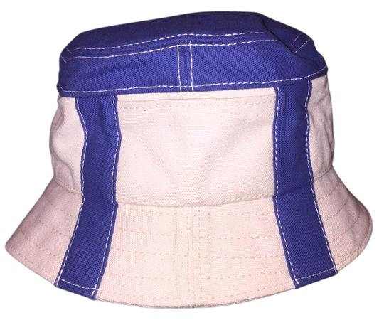 Preload https://item1.tradesy.com/images/stetson-natural-with-blue-833-size-small-canvas-bucket-wblue-retail-hat-3285955-0-0.jpg?width=440&height=440