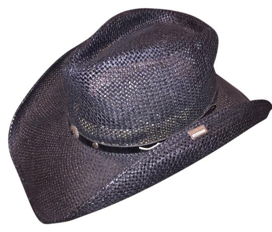 Preload https://item5.tradesy.com/images/stetson-black-824-rodeo-drive-design-sample-size-m-retail-hat-3286504-0-0.jpg?width=440&height=440