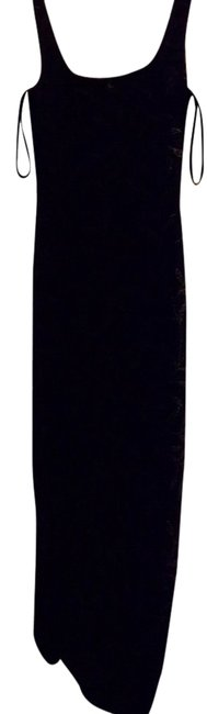Preload https://img-static.tradesy.com/item/3286531/evening-black-with-micro-beading-4-9-wear-long-cocktail-dress-size-6-s-0-1-650-650.jpg