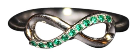 Other Sterling Silver Infinity Ring Image 0