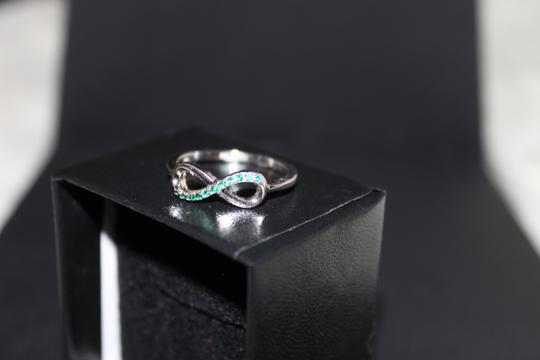 Other Sterling Silver Infinity Ring Image 1