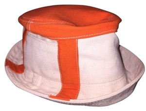 Stetson 812) NWT auth STETSON Canvas Bucket HAT design sample SIZE L retail: $199