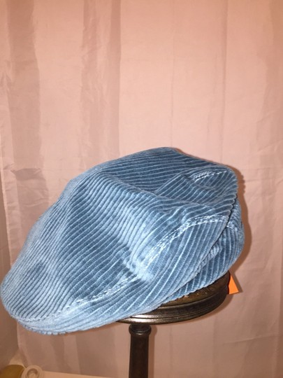Stetson 808) NWT auth STETSON courderoy Newsboy HAT design sample SIZE L retail: $179