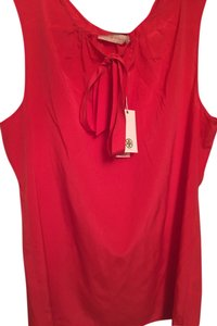 Tory Burch Carnival Top Red