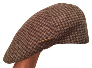 Stetson 804) NWT auth STETSON wool driving CAP design sample SIZE L retail: $229