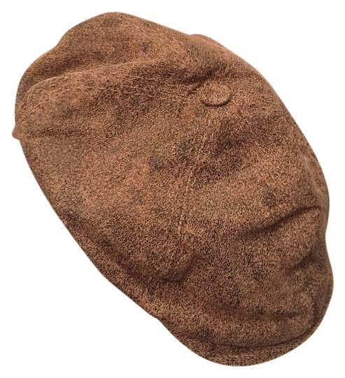 Preload https://item1.tradesy.com/images/stetson-brown-803-leather-cap-design-sample-size-l-retail-hat-3287710-0-0.jpg?width=440&height=440