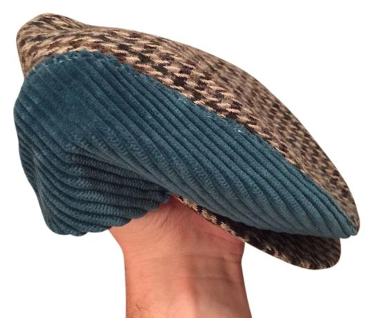 Preload https://img-static.tradesy.com/item/3287770/stetson-teal-with-tweed-802-modern-design-sample-size-m-retail-hat-0-0-540-540.jpg