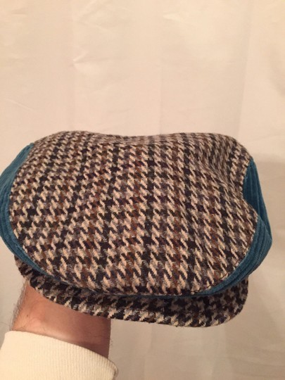 Stetson 802) NWT auth STETSON modern HAT design sample SIZE M retail: $199 Image 2