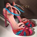Gucci Red / Blue Formal Image 1