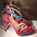 Gucci Red / Blue Formal Image 10