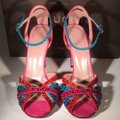 Gucci Red / Blue Formal Image 3