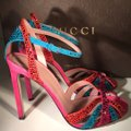 Gucci Red / Blue Formal Image 7