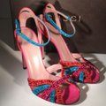 Gucci Red / Blue Formal Image 9