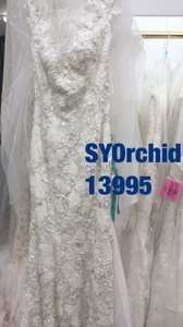 Stephen Yearick 13995 New Wedding Gown Wedding Dress
