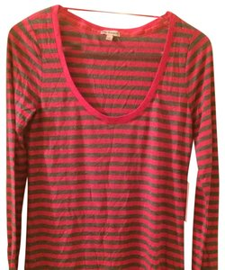 Juicy Couture T Shirt Pink/Gray