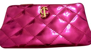 Juicy Couture JC Cosmetic Bag with 3d effect cushions